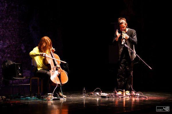 Elisabeth Coudoux & Pablo Giw, Maschinenhaus Essen, 04.10.2020