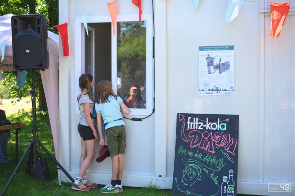 Gutes Klima Festival, 14.08.2021, Future City am Maschinenaus Essen, Zeche Carl, Essen