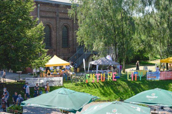 Gutes Klima Festival, 14.08.2021, Zeche Carl, Essen